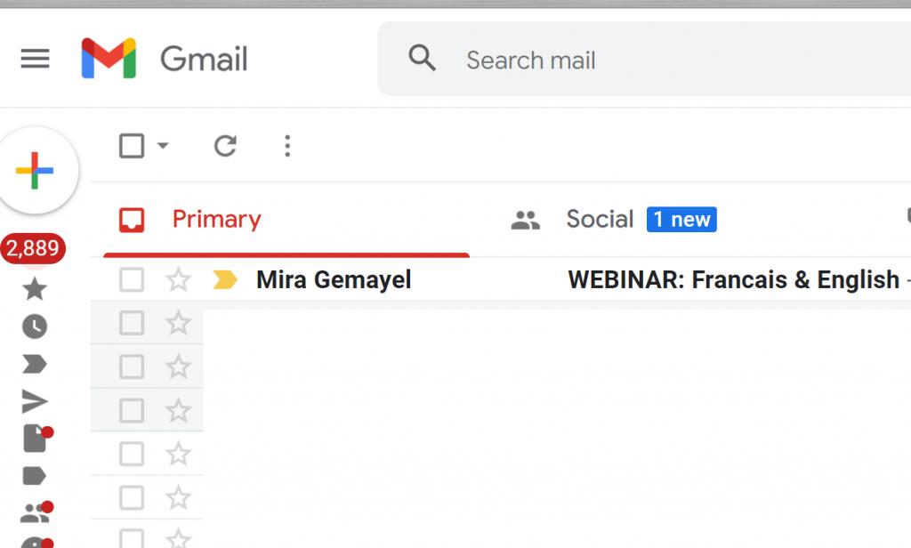 كيفية التراجع عن رسائل البريد الإلكتروني المؤرشفة في Gmail